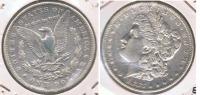 EE.UU. USA DOLLAR MORGAN 1883 PLATA SILVER T - EDICIONES FEDERALES