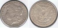 EE.UU. USA DOLLAR MORGAN 1885 PLATA SILVER T2 - 1878-1921: Morgan