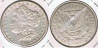 EE.UU. USA DOLLAR MORGAN 1886 PLATA SILVER T - EDICIONES FEDERALES