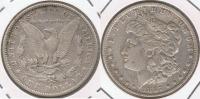 EE.UU. USA DOLLAR MORGAN 1887 OREGON PLATA SILVER T - 1878-1921: Morgan