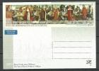 Estland Estonia 2009 Ganzsache Postal Stationery No 55 Bernt Notke Kunst Gemälde Malerei - Religieux