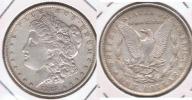 EE.UU. USA DOLLAR MORGAN 1889 PLATA SILVER T4 - EDICIONES FEDERALES
