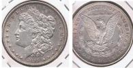 EE.UU. USA DOLLAR MORGAN 1889 PLATA SILVER T6 - 1878-1921: Morgan