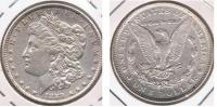 EE.UU. USA DOLLAR MORGAN 1889 PLATA SILVER T7 - 1878-1921: Morgan