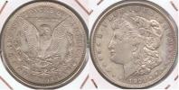 EE.UU. USA DOLLAR MORGAN 1921 PLATA SILVER T - 1878-1921: Morgan