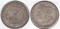 EE.UU. USA DOLLAR MORGAN S 1883 PLATA SILVER T - EDICIONES FEDERALES