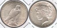 EE.UU. USA DOLLAR PEACE 1922 PLATA SILVER T - EDICIONES FEDERALES