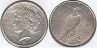 EE.UU. USA DOLLAR PEACE 1925 PLATA SILVER T - 1878-1921: Morgan