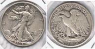 EE.UU. USA HALF DOLLAR 1934 PLATA SILVER T - EDICIONES FEDERALES