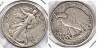 EE.UU. USA HALF DOLLAR 1941 PLATA SILVER T - EDICIONES FEDERALES