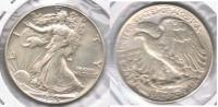 EE.UU. USA HALF DOLLAR 1946 PLATA SILVER T - EDICIONES FEDERALES
