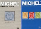Rundschau MICHEL 10/2015 Sowie 10/2015-plus Briefmarken Neu 11€ New Stamp Of The World Catalogue And Magacine Of Germany - Autres Langues