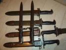 US ARMY ORIGINAL M1 GARAND BAYONET BAIONNETTE - Armes Blanches