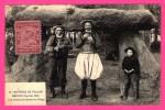 Nantes 1910 - Les Joueurs De Biniou Du Village - Enfant - Costumes Bretons - Phototypie VASSELLIER - Nantes