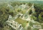 15238. Postal TIKAL (Guatemala). Acropolis Del Norte Y Plaza Central - Guatemala