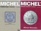 MICHEL Briefmarken Rundschau 10/2015 Neu 6€ New Stamps+coin World Catalogue And Magacine Of Germany ISBN 9 783954 025503 - Pin's