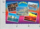 CARTOLINA VG ITALIA - CATTOLICA (RN) - Panorama - Vedutine - 10 X 15 - ANNULLO 1995 - Rimini