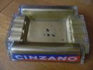 2969)  CENDRIER -  CINZANO - Glass