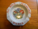 2973)  CENDRIER -  PARIS - AU BON MARCHE