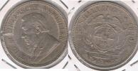 SUDAFRICA 2 Y MEDIO SHILLINGS 1896 PLATA SILVER T - Sudáfrica