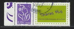 FF-/-602-, N° 3916A, OBL. COTE 2.00 €, PERSONNALISE - 2004-08 Marianne Van Lamouche