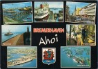 Bremerhaven - Mehrbildkarte 14 - Bremerhaven