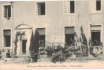 Carte Postale Ancienne De Chartreuse De Bosserville-Séminaire De NANCY-Cour Intérieure - Other Municipalities