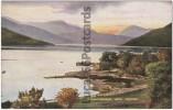 Rowardennan Loch Lomond - Scotland