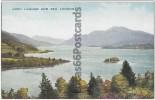 Loch Lomond And Ben Lomond - Scotland