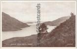 Loch Lomond From Above Tarbet - Scotland