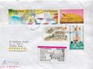Postal History Cover: Thailand - Thailand