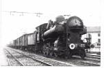 TRAIN - LOCOMOTIVE - Reproduction - Eisenbahnen