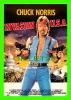 """AFFICHES DE FILM """"INVASION U.S.A."""" CHUCK NORRIS, 1986 CANNON FILM INC - No NE 299, ÉDITIONS, F. NUGERON - Affiches Sur Carte"""