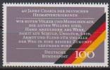 Bund  1990 MiNr.1470 ** Postfr. 40 Jahre Charta Der Deutschen Heimatvertriebenen ( 2188 ) - Ongebruikt