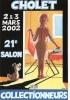 SALON DE CHOLET 21 ÉME ILLUSTRATEUR ALEXANDRE FEEME NUE REPASSAGE - Bourses & Salons De Collections
