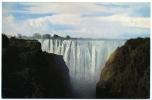 RHODESIA : VICTORIA FALLS, MAIN FALLS - Zimbabwe