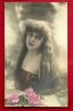 MBG-24 Gabrielle Robinne Actrice De Théatre, Membre De La Comédie-Françaises. Affranchissement Frontal 1905 - Teatro