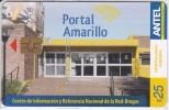 Nº 513 TARJETA DE URUGUAY DE PORTAL AMARILLO (ANTEL) NUEVA-MINT - Uruguay