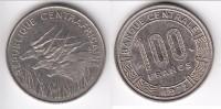**** CENTRAFRIQUE - AFRIQUE CENTRALE - CENTRAL AFRICAN STATES - 100 FRANCS 1972 **** EN ACHAT IMMEDIAT !!! - Centrafricaine (République)