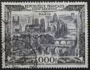 PA 29 Oblitéré Vue De Paris 1950, CàD, Sans Défaut, Cote 30 € - Poste Aérienne