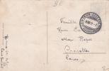 Oblitération Militaire Sur Carte Postale : THUN KASERNE 9.VIII.1911 - Poste Militaire