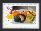 HALLOWEEN SWANS, EXOTIC PUMPKIN Picture Postage MNH Stamp Canada2015 [p15/10sn5] - Cygnes