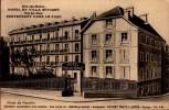 73-AIX LES BAINS..HOTEL ET VILLA SEVIGNE..HOTEL DE FAMILLE....CPA - Aix Les Bains