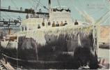 USA - Carte Postale PAQUEBOT - Posted At Sea 1914 - Duluth (Minnesota) - Marine P.O - Detroit - Paquebots