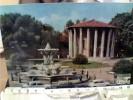 ROMA PIAZZA BOCCA VERITA   AUTO CAR  VB1976  FA5806 - Places & Squares
