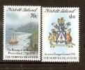 Norfolk Island-1990 Settlement Of Pitcairn  MNH - Norfolk Island