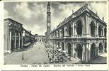 VICENZA  Piazza Dei Signori  Basilica Del Palladio E Torre Civica - Vicenza