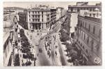 TUNIS  RUE DE ROME  CARTE  CIRCULEE - Tunisia