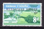 Samoa 1966 Hurricae Relief MNH - Samoa