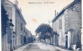 MANSLE - Rue Du Chapitre - Mansle